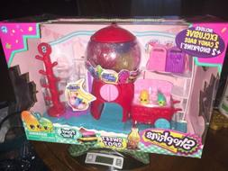 Shopkins Sweet Spot Playset Gumball 2 Mini Exclusive Action