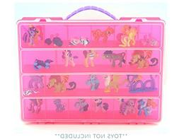 Life Made Better Pink My Little Pony Case, Display Case for