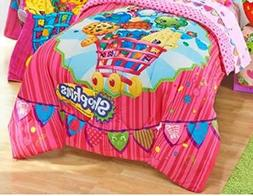 Shopkins Twin/Full Bed Comforter