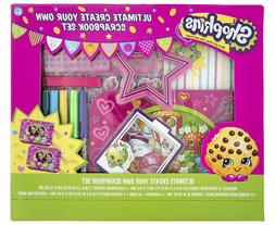 Shopkins Ultimate Create Your Own Scrapbook Set Craft set