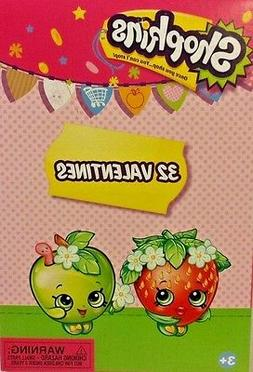 New~Valentines Day Cards  Shopkins~ 8 Super Sweet Designs