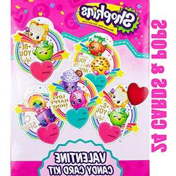 Valentines Day Classroom Exchange Gift | Shopkins 24 Valenti