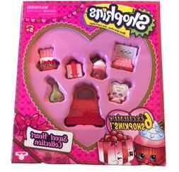 Shopkins Valentines Day SweetHeart Collection Includes 6 Exc
