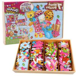 wood puzzle 7 pack case of 6