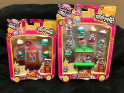 Shopkins World Vacation ASIA Season 8 Lot of 2 Contains a12-