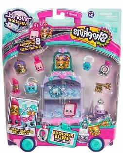Shopkins World Vacation  - Precious Jewels Collection