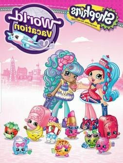Shopkins World Vacation Series 8 Figures - Europe Collection